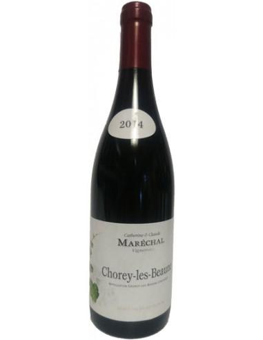 Vin Chorey-les-Beaune 2016 - Domaine Maréchal - Chai N°5