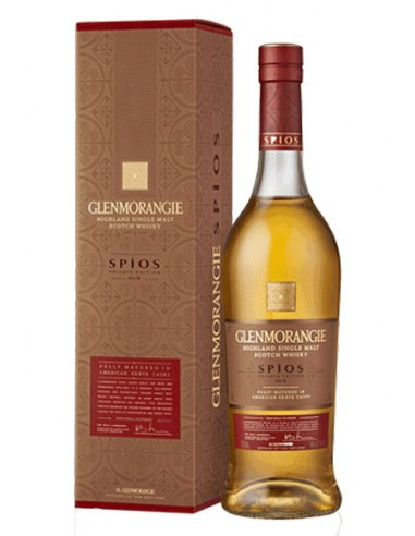 Whisky Glenmorangie Spios Private Edition - Chai N°5