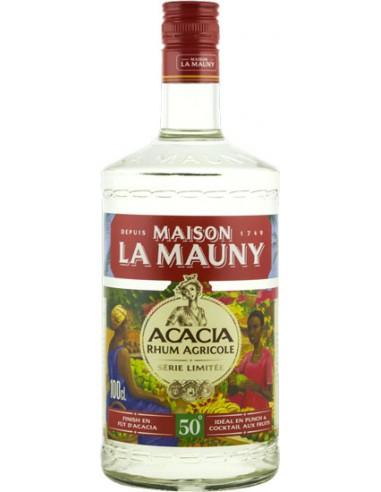 Rhum La Mauny Acacia - Chai N°5