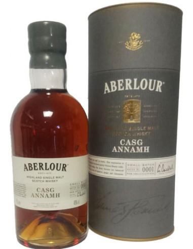 Whisky Aberlour Casg Annamh - Chai N°5