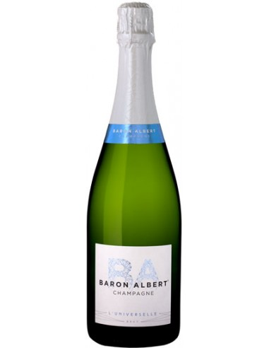Champagne Baron Albert L'Universelle Brut - Chai N°5