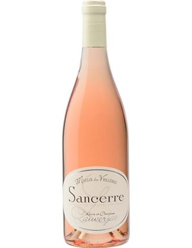 Vin Sancerre Rosé 2018 Moulin des Vrillères - Christian Lauverjat - Chai N°5