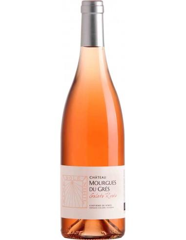 Les Galets Rosés - 2015 - Mourgues du Grès - Chai N°5