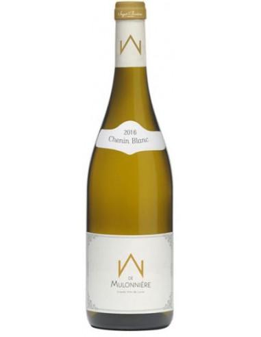 Vin M de Mulonnière Blanc 2016 - Saget la Perrière - Chai N°5
