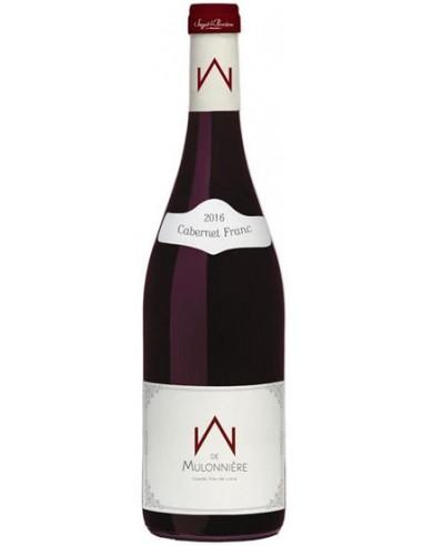 Vin M de Mullonière Rouge 2016 - Saget La Perrière - Chai N°5