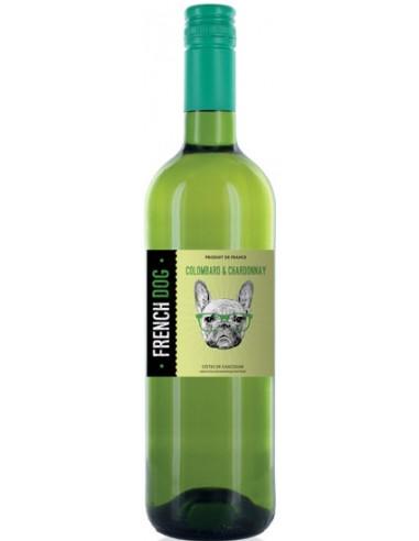 Vin French Dog Blanc Colombard-Chardonnay 2017 - Yvon Mau - Chai N°5