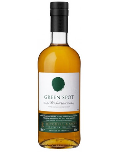 Whiskey Green Spot Single Pot Still 70 cl - Chai N°5