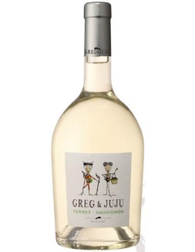 Vin Greg & Juju Blanc 2017 - Domaine Robert Vic
