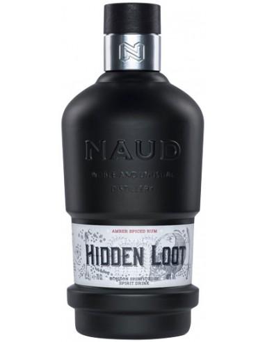 Rhum Hidden Loot Spiced - Chai N°5