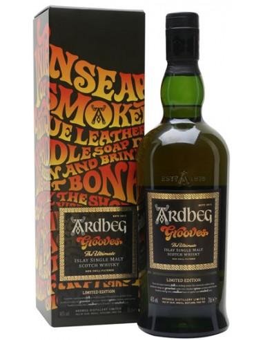 Whisky Ardbeg Grooves Edition Limitée 2018 - Chai N°5