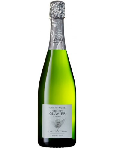 Champagne La Grâce d'Hakamiah Extra-Brut - Philippe Glavier