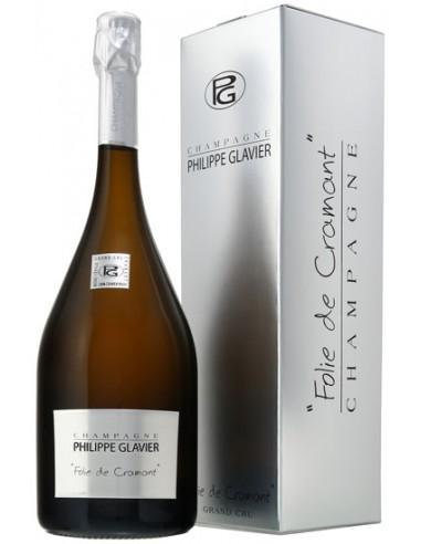 Champagne La Folie de Cramant Millésime 2011 en Magnum - Philippe Glavier - Chai N°5