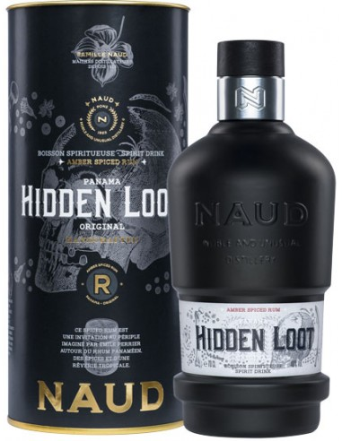 Rhum Hidden Loot Spiced - Chai N°5