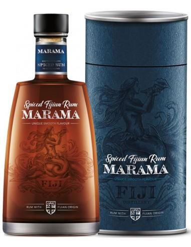 Rhum Marama Spiced Fidji Rum - Chai N°5