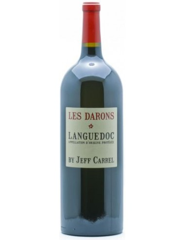 Vin Les Darons 2016 en Magnum - Jeff Carrel - Chai N°5