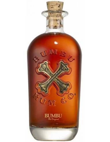 Rhum Bumbu The Original - Chai N°5