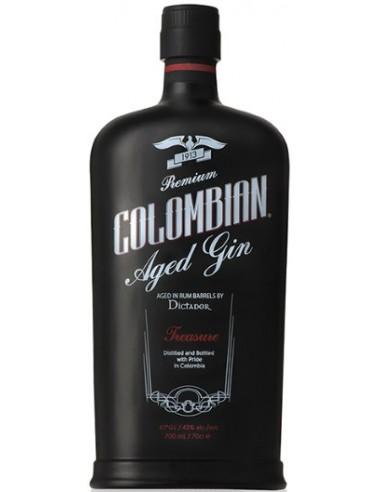 Gin Dictador Treasure - Chai N°5