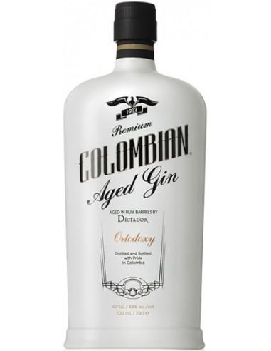 Gin Dictador Ortodoxy - Chai N°5