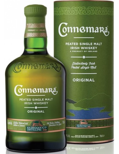 Whiskey Connemara Peated - Chai N°5