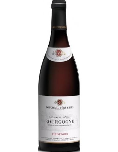 Vin Bourgogne Coteaux des Moines 2017 - Bouchard Père & Fils - Chai N°