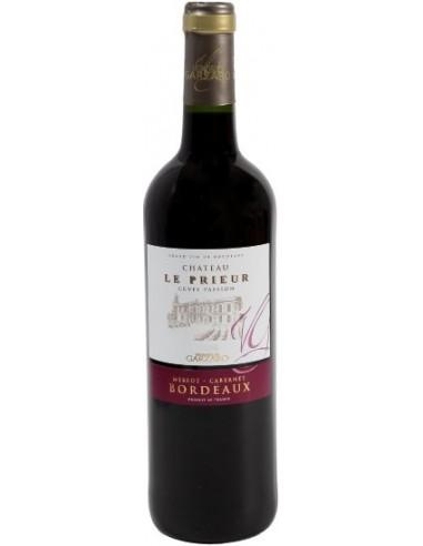 Vin Château Le Prieur 2016 Cuvée Passion - Vignobles Garzaro - Chai N°5