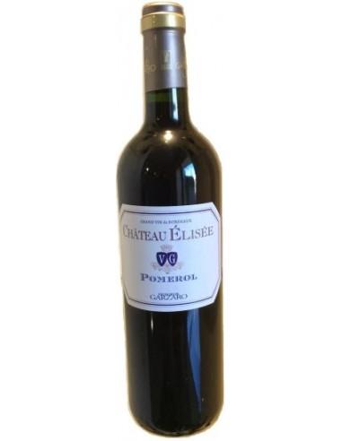 Vin Château Baron Clément 2015 Lalande de Pomerol - Vignobles Garzaro - Chai N°5