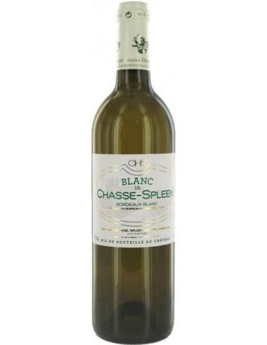Blanc de Chasse-Spleen - 2014 - Château Chasse-Spleen - Chai N°5