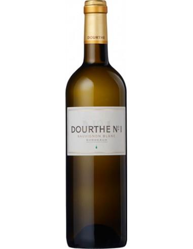 Vin Dourthe N°1 Blanc 2016 en 37.5 cl - Chai N°5
