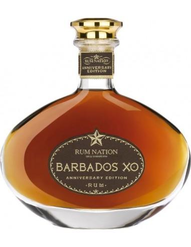 Rum Nation Barbade XO - Chai N°5