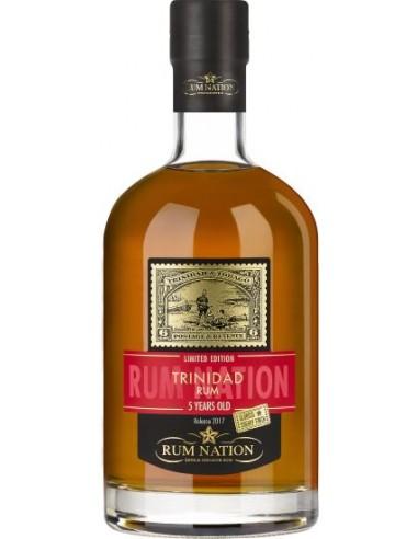Rum Nation Trinidad 5 ans Finish Oloroso - Chai N°5