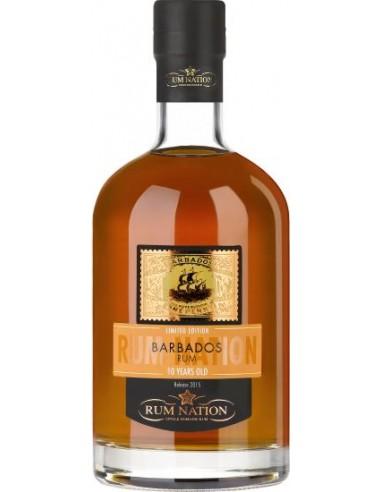Rum Nation Barbade 10 ans - Chai N°5