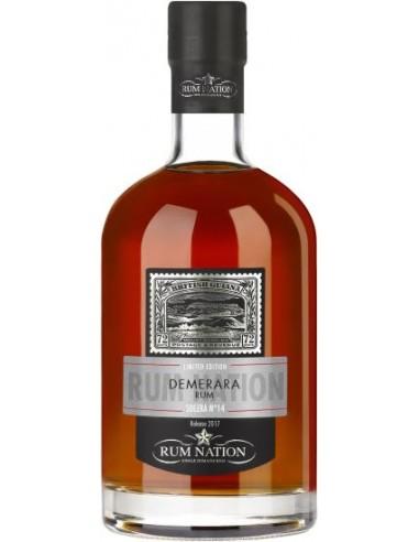 Rum Nation Demerara Solera 14 - Chai N°5