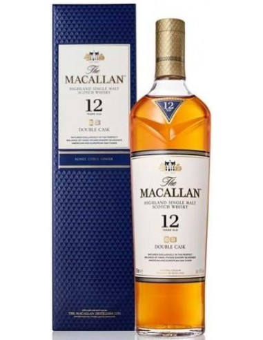 Whisky Macallan 12 ans Double Cask - Chai N°5