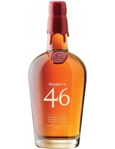 Whisky Bourbon Maker's 46 - Chai N°5