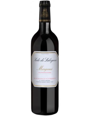 Vin Zédé de Labégorce 2015 Margaux - Chai N°5