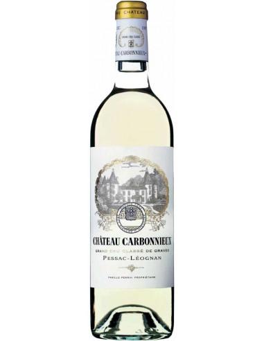 Château Carbonnieux Blanc 2015 - Grand Cru Classé de Graves - Chai N°5