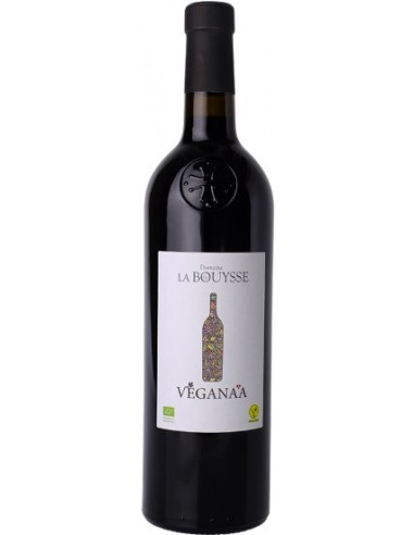 Vin Bio Veganaa 2016 Corbières - Domaine La Bouysse - Chai N°5