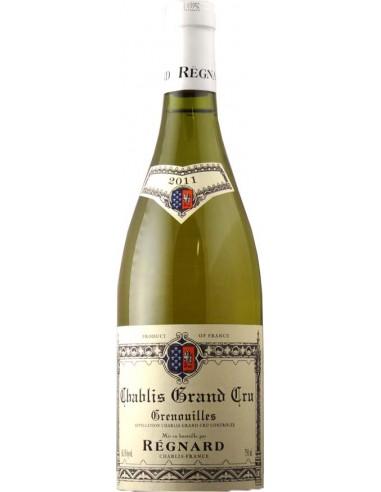 Chablis Grand Cru Grenouilles - 2011 - Régnard - Chai N°5