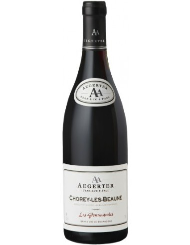 Chorey-Lès-Beaune Les Gourmandes 2017 - Aegerter