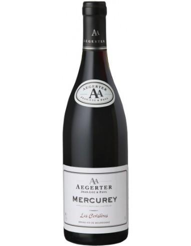 Vin Mercurey Les Cerisières 2018 - Aegerter - Chai N°5