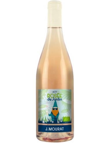 Vin Rosée de Jardin 2018 - Domaine Mourat - Chai N°5