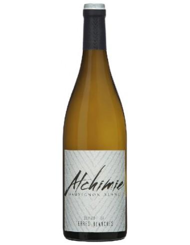 Vin Alchimie Côteaux du Giennois 2017 - Domaine de Terres Blanches - Chai N°5