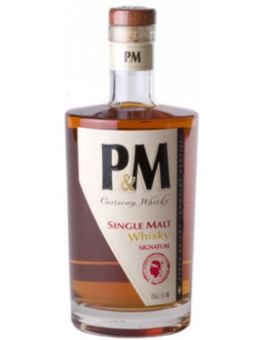 Whisky P&M Single Malt Signature - Chai N°5