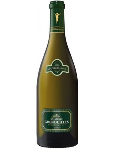 Vin Château Grenouilles 2014 - La Chablisienne - Chai N°5