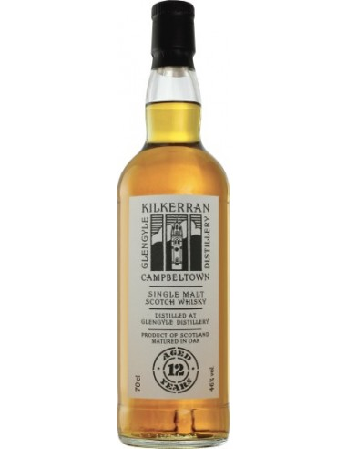 Whisky Kilkerran 12 ans Single Malt - Chai N°5