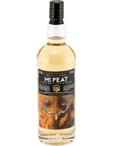 Whisky Mc Peat Single Malt - Chai N°5