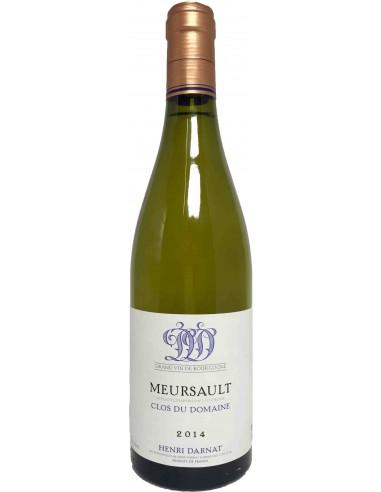 Vin Meursault Clos du Domaine 2016 - Henri Darnat - Chai N°5