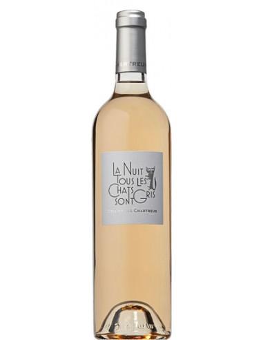 Vin La Nuit tous les Chats sont Gris 2018 en Jéroboam - Cellier des Chartreux - Chai N°5