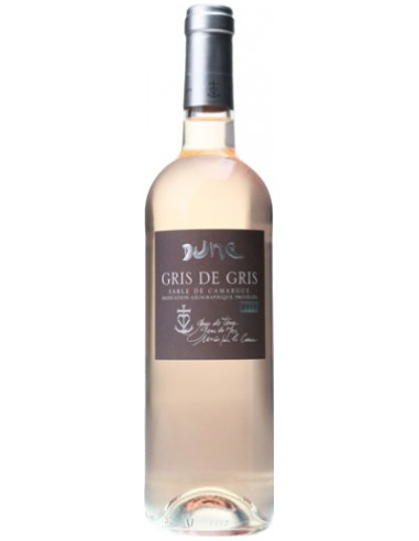 Vin Dune Gris de Gris 2020 - Château L'Ermitage - Chai N°5