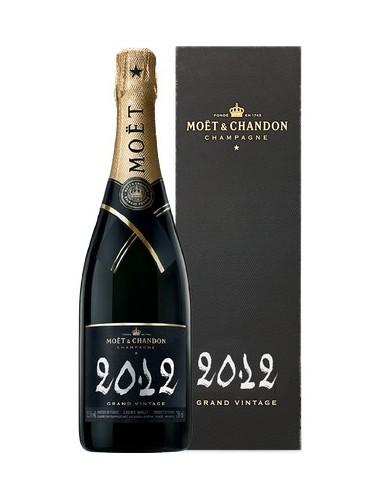 Champagne Moët & Chandon Grand Vintage 2012 Brut - Chai N°5